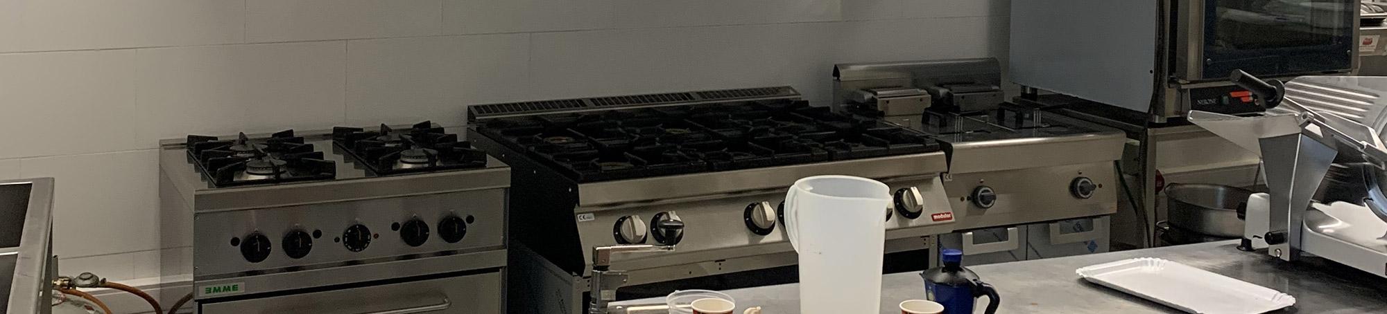 Installation cuisine horeca
